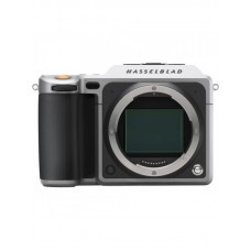 HASSELBLAD X1D-50C MEDIUM FORMAT MIRRORLESS DIGITAL CAMERA (BODY ONLY, SILVER)