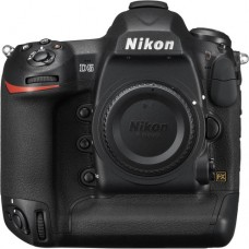 Nikon D5 DSLR Camera (Body Only, Dual CF Slots)