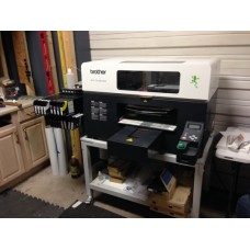 Brother GT-381 Direct to Garment Printer