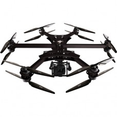 XFOLD RIGS DRAGON X12 U11 DRONE WITH 3-AXIS GIMBAL FOR DSLR/CINEMA CAMERAS (RTF)