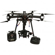 XFOLD RIGS MAPPER X8 QUADCOPTER WITH 3-AXIS GIMBAL FOR GOPRO ACTION CAMERAS (RTF)