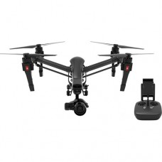 DJI INSPIRE 1 PRO BLACK EDITION QUADCOPTER WITH ZENMUSE X5 4K CAMERA AND 3-AXIS GIMBAL